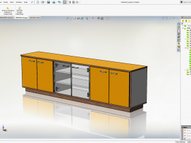 solidworkss木工设计插件:swood for solidworks